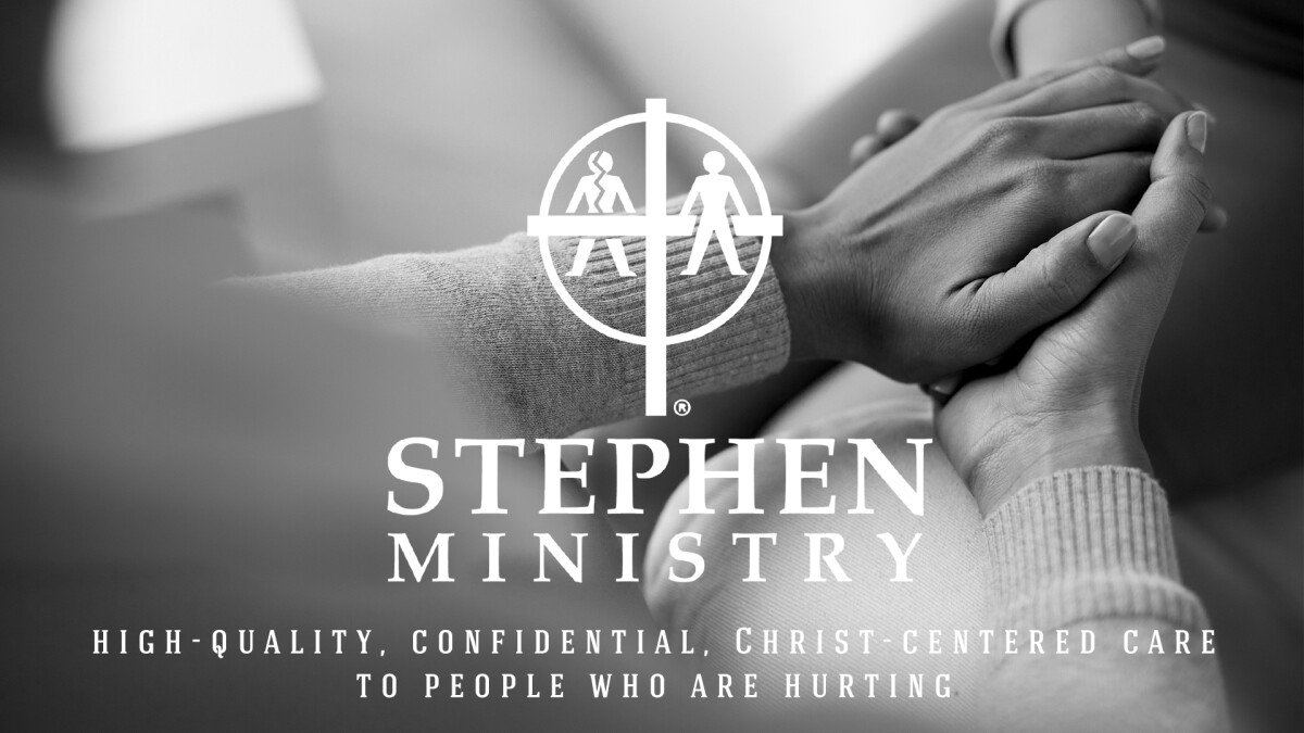 Stephen Ministry Info Session