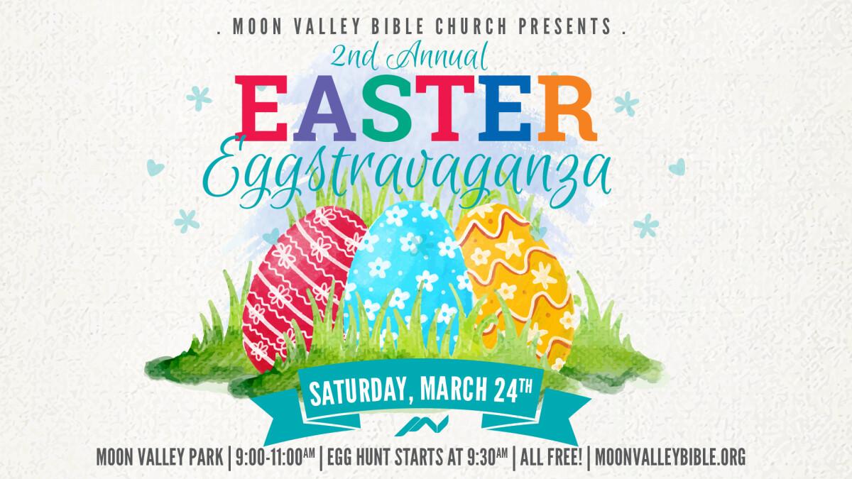 2nd Annual Eggstravaganza