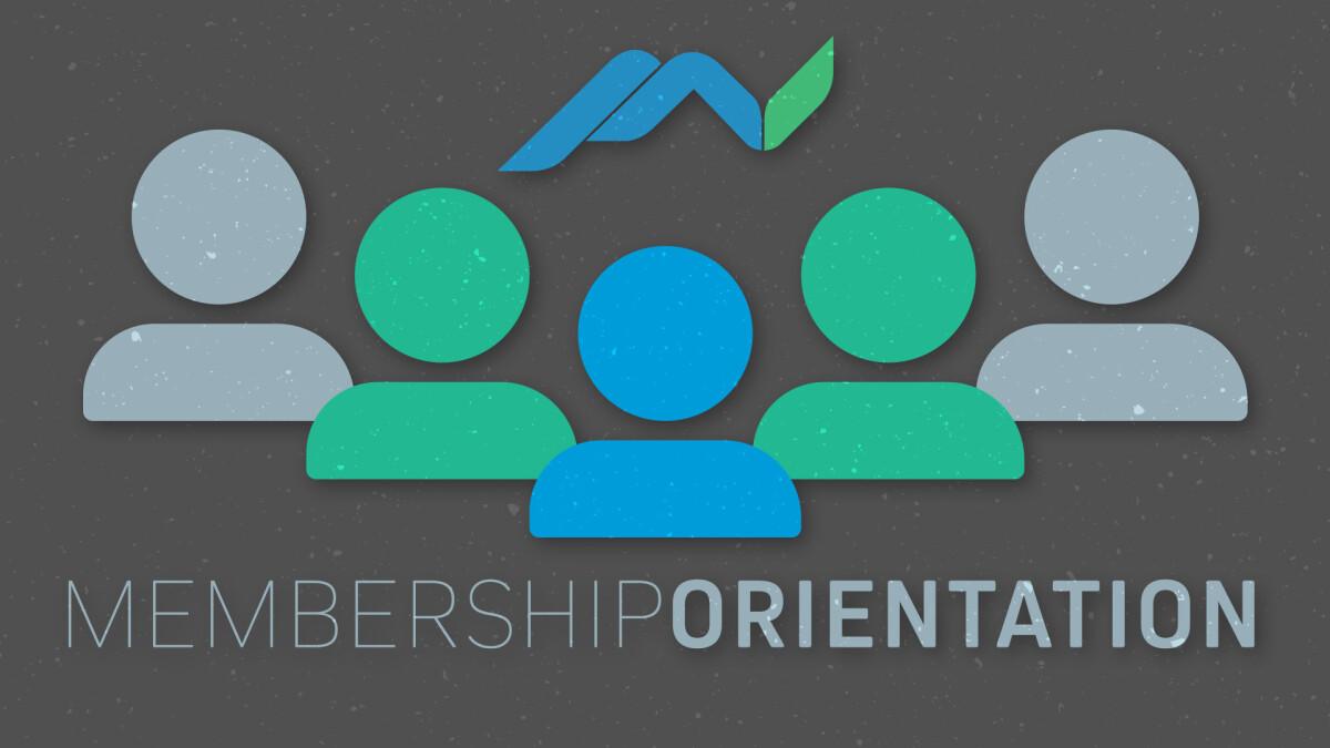 Membership Orientation Class