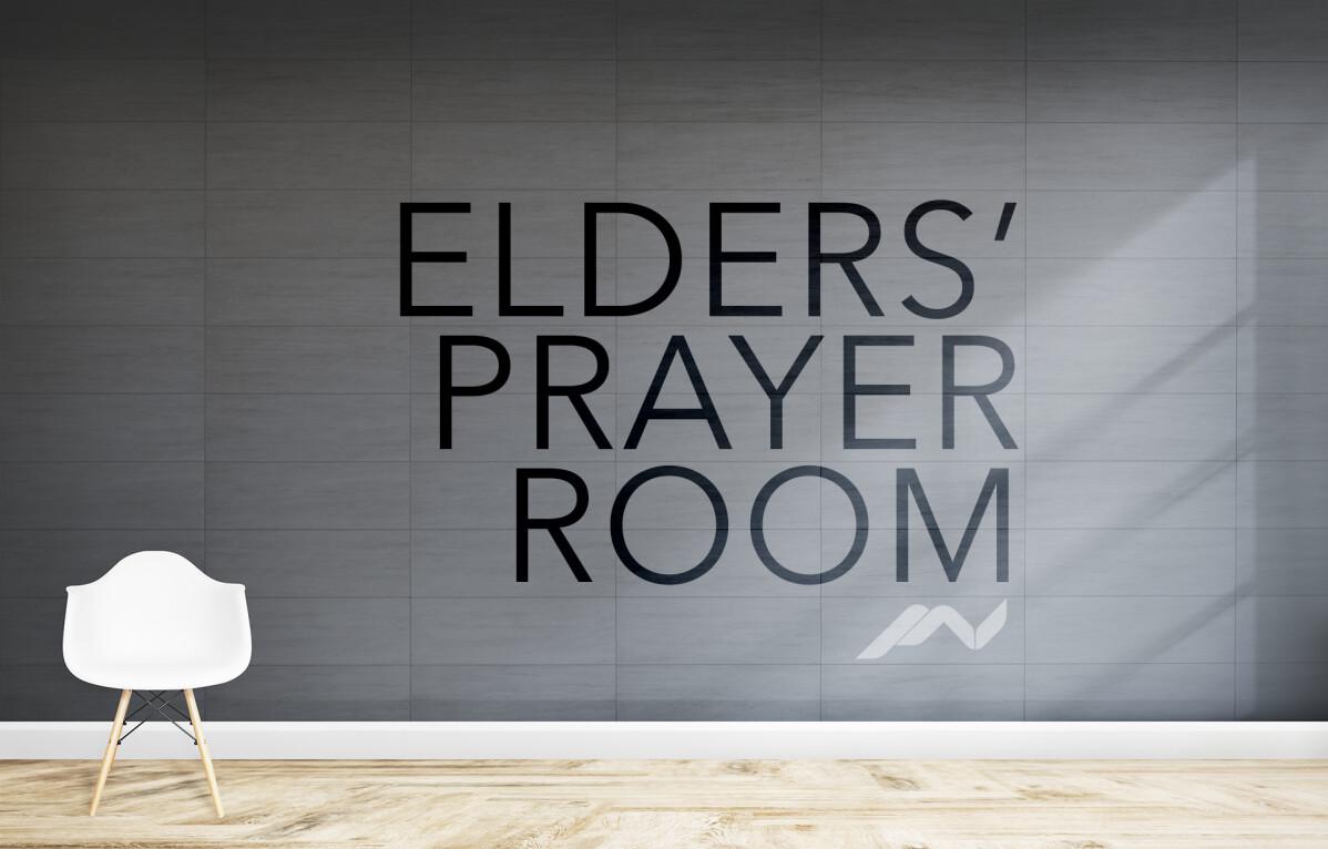 Elders' Prayer Room