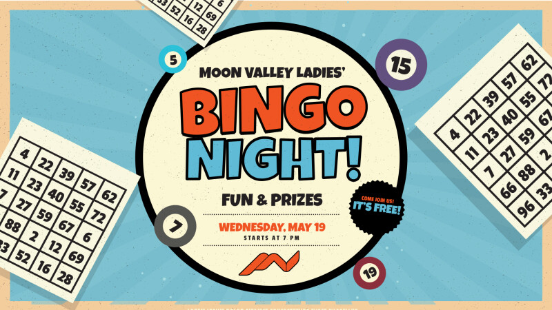 Ladies' Bingo Night