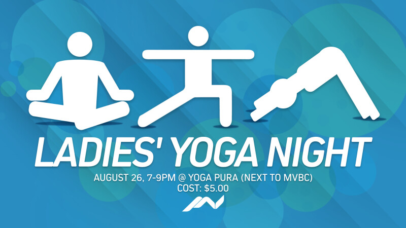 Ladies' Yoga Night