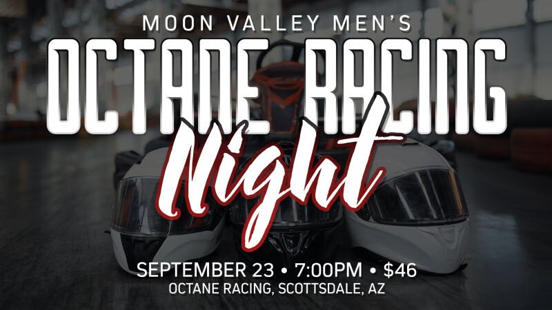Men's Octane Racing