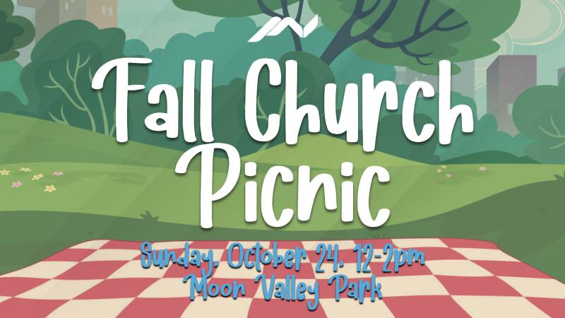Fall Church Picnic